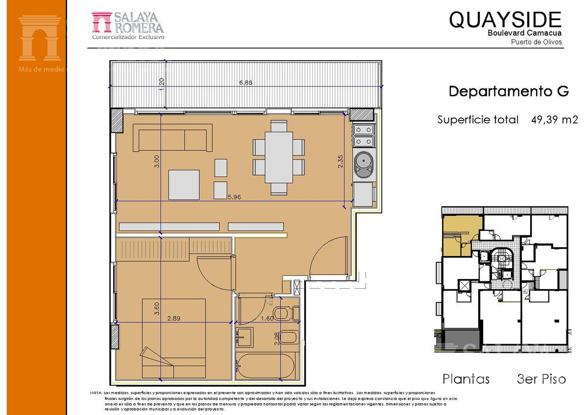 Foto Edificio en Olivos-Vias/Rio Camacua 400 número 20