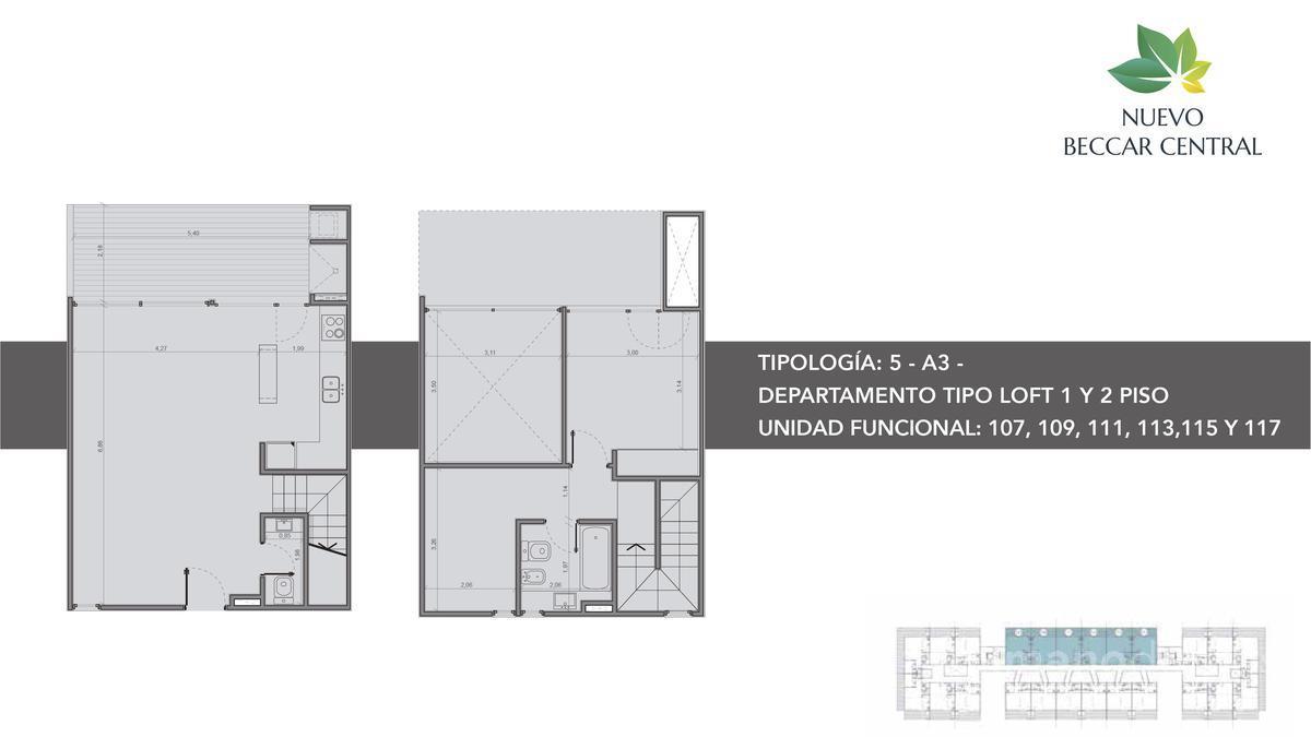 Foto Edificio en Beccar Intendente Becco 2300 número 17