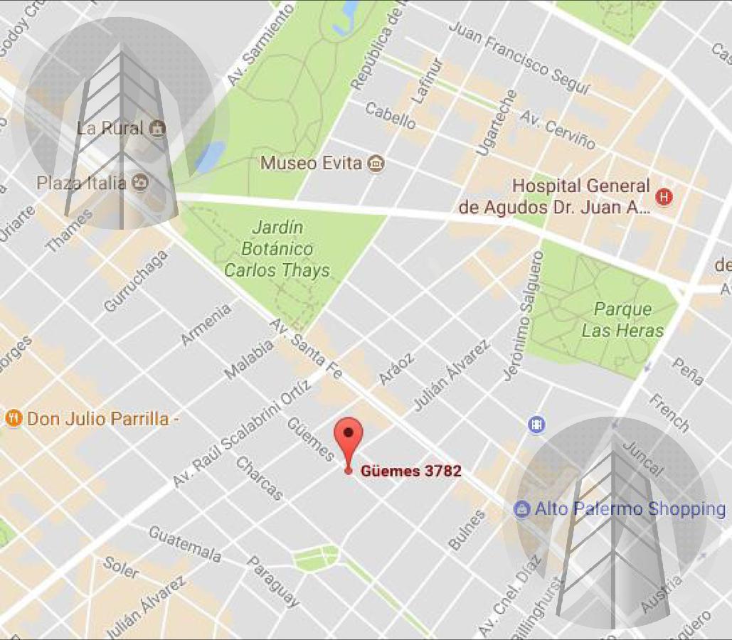 Foto Edificio en Palermo Guemes al 3700 número 6