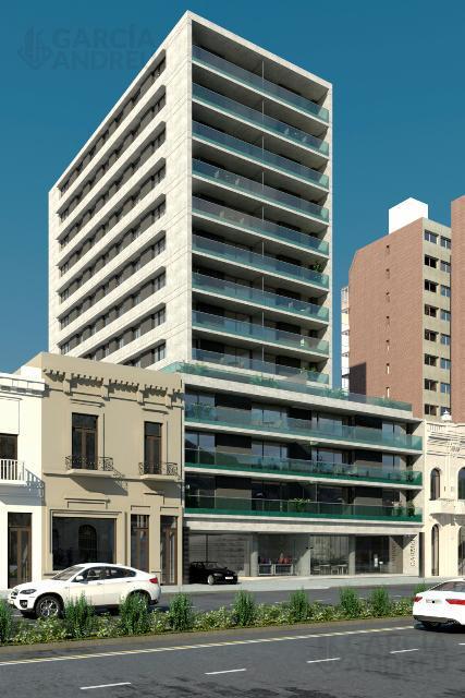 Foto Edificio en Centro Sur Av. Pellegrini 1500 número 1