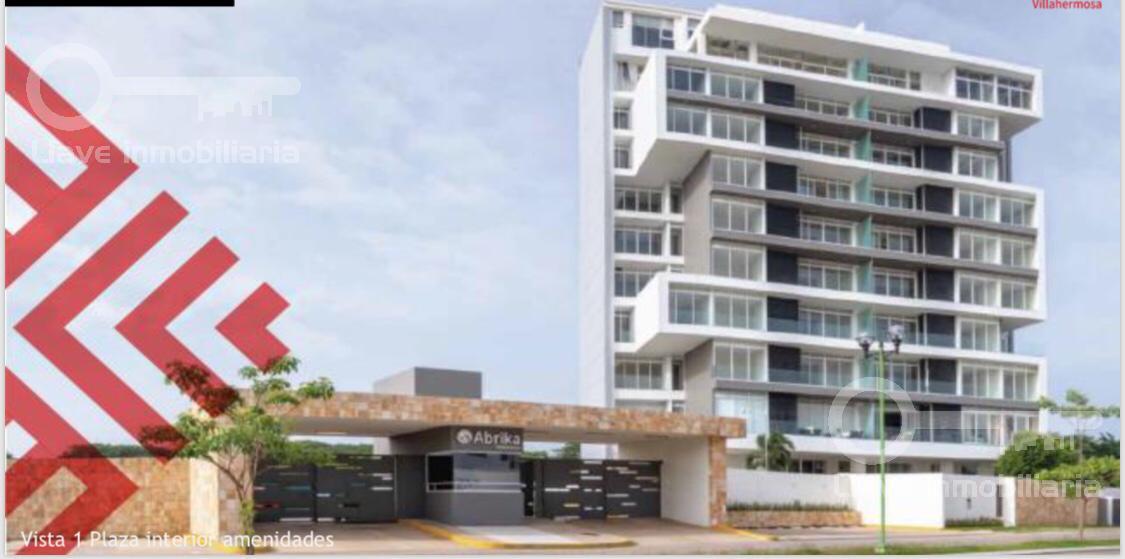 Foto Edificio en Residencial Residencial las Puertas Departamentos en Venta  Abrika Villahermosa número 1