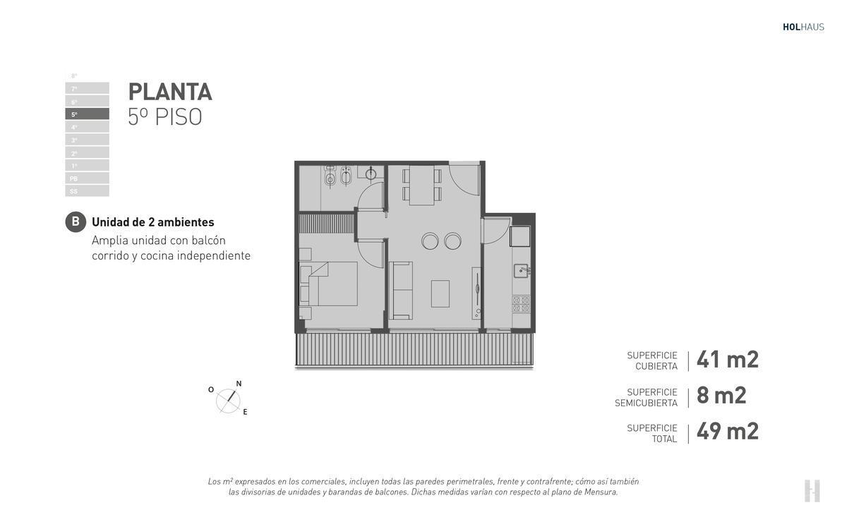 Foto Edificio en Saavedra Holmberg 4091/ 4081 número 17