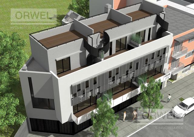 Foto Edificio en Belgrano 5 triplex sustentables. Piletas y parrillas propias. Belgrano.  número 16