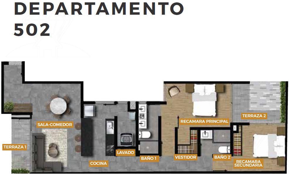 Foto Edificio en Roma Norte  SAN LUIS 136 número 15