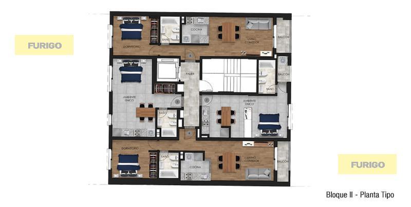 Foto Edificio en Martin 3 de febrero 450  número 9