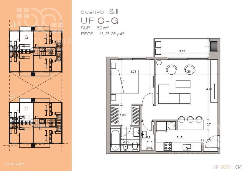 Foto Edificio en Tigre Saenz Peña al 900 número 8
