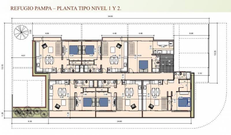 Foto Edificio en Pilar Pampa y Manuel Martignone 12 número 9
