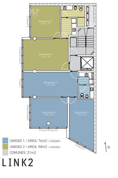 Foto Edificio de oficinas en Parque Rodó         Bulevar España 2253 esq Paullier  número 9