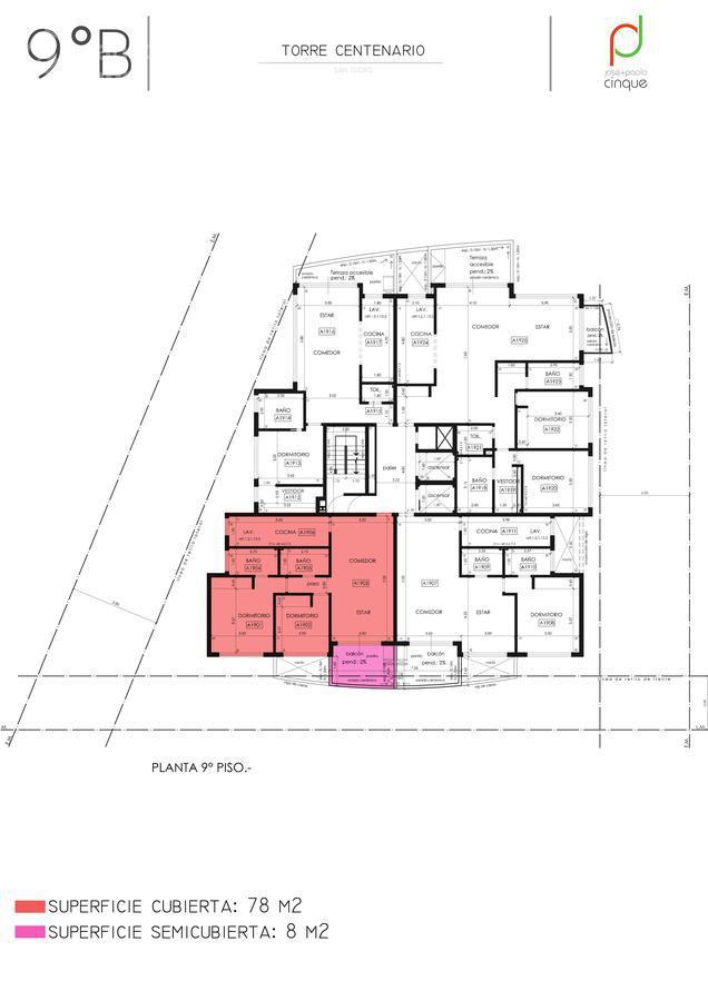 Foto Edificio en San Isidro Edificio en Venta. Entrega Noviembre 2021 número 19