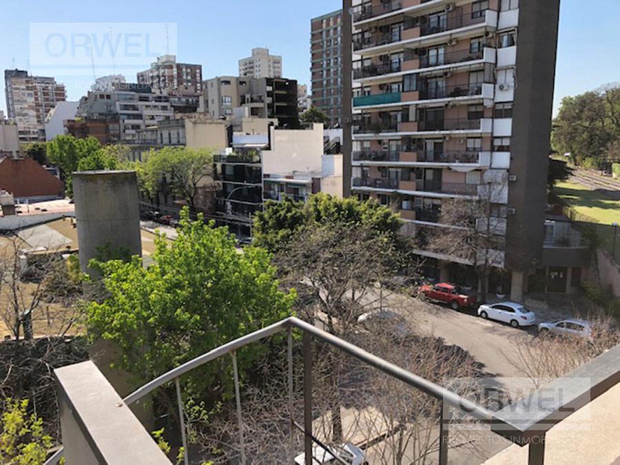 Foto Edificio en Belgrano 5 triplex sustentables. Piletas - Terrazas y Parrillas propias número 24