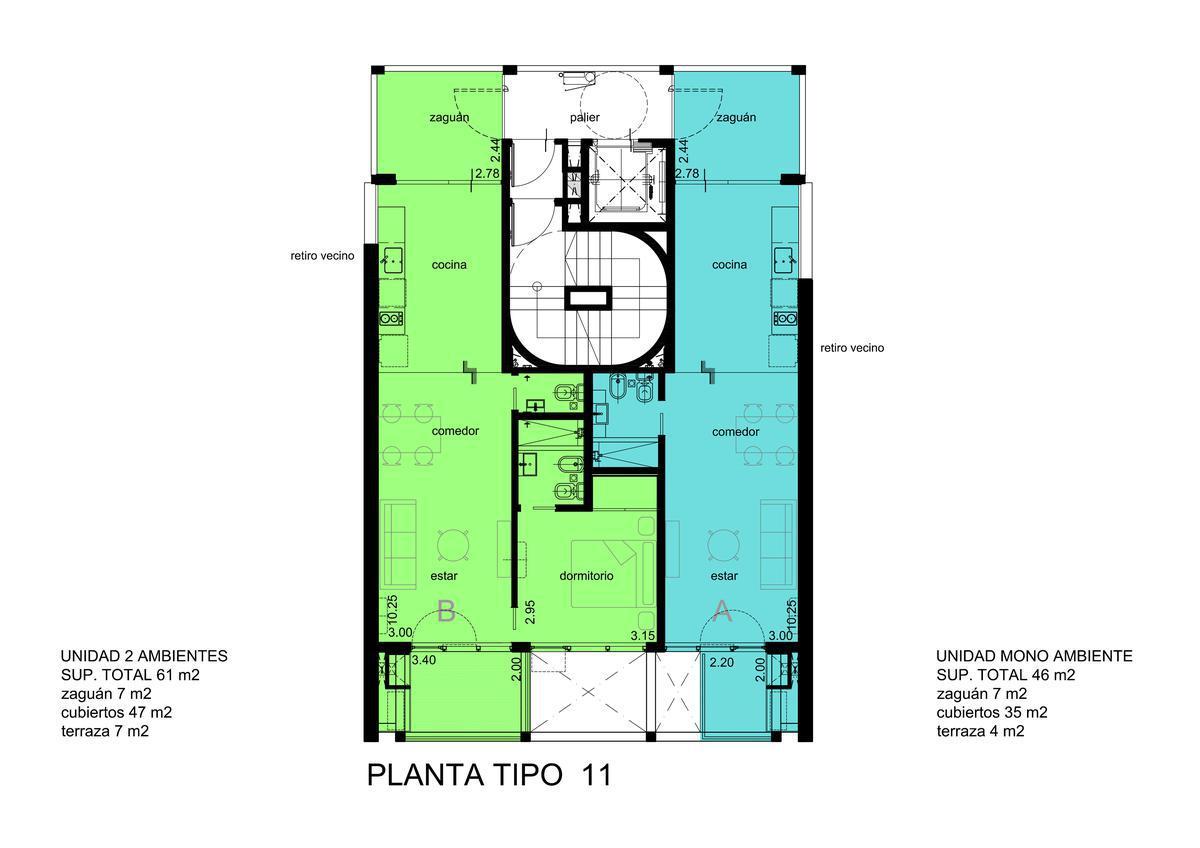 Foto Edificio en Coghlan Av. Balbin 2636   número 8