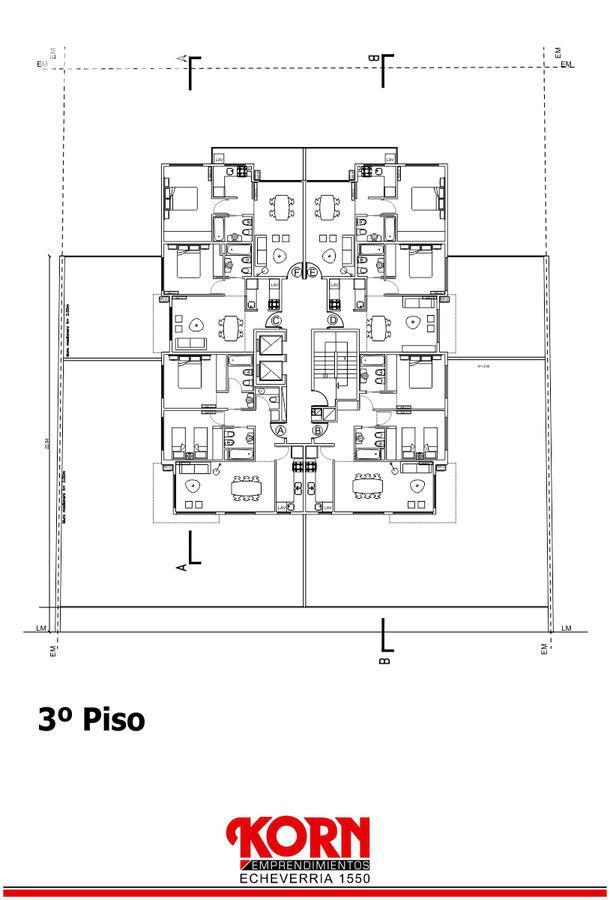 Foto Edificio en Belgrano Barrancas Echeverría entre Montañeses y Av. del Libertador numero 11