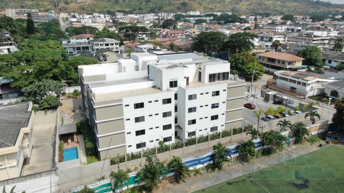 Foto Edificio en Vía a la Costa Urbanización Santa Cecilia  número 3