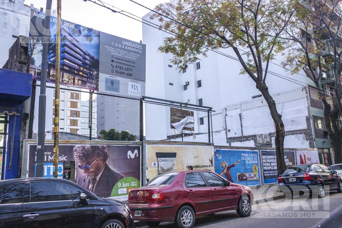 Foto Edificio en Belgrano Migueletes entre Juramento y Echeverría numero 16