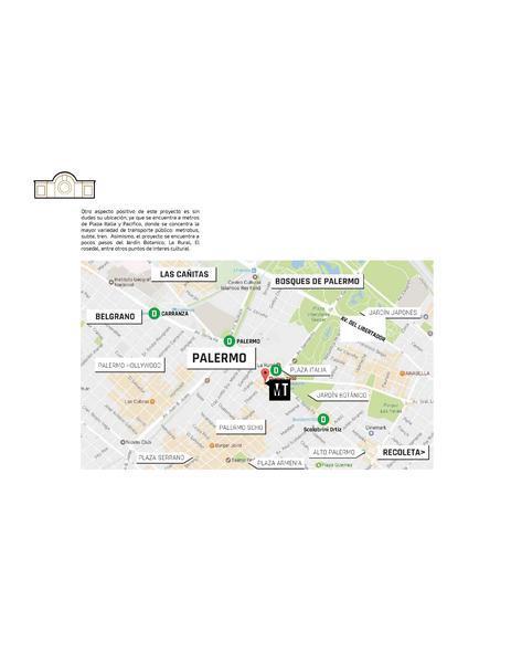 Foto Edificio en Palermo Maison Thames - Thames 2450 número 5