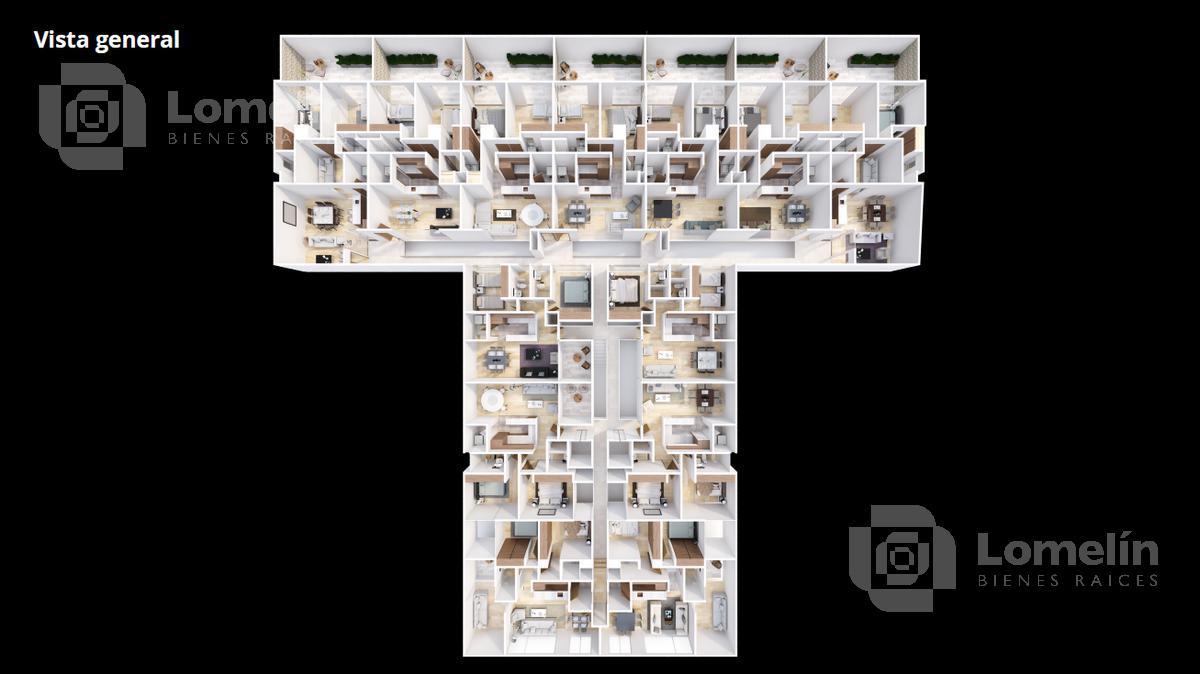 Foto Edificio en Roma Norte Departamentos Nuevos Roma Norte Coahuila  número 9