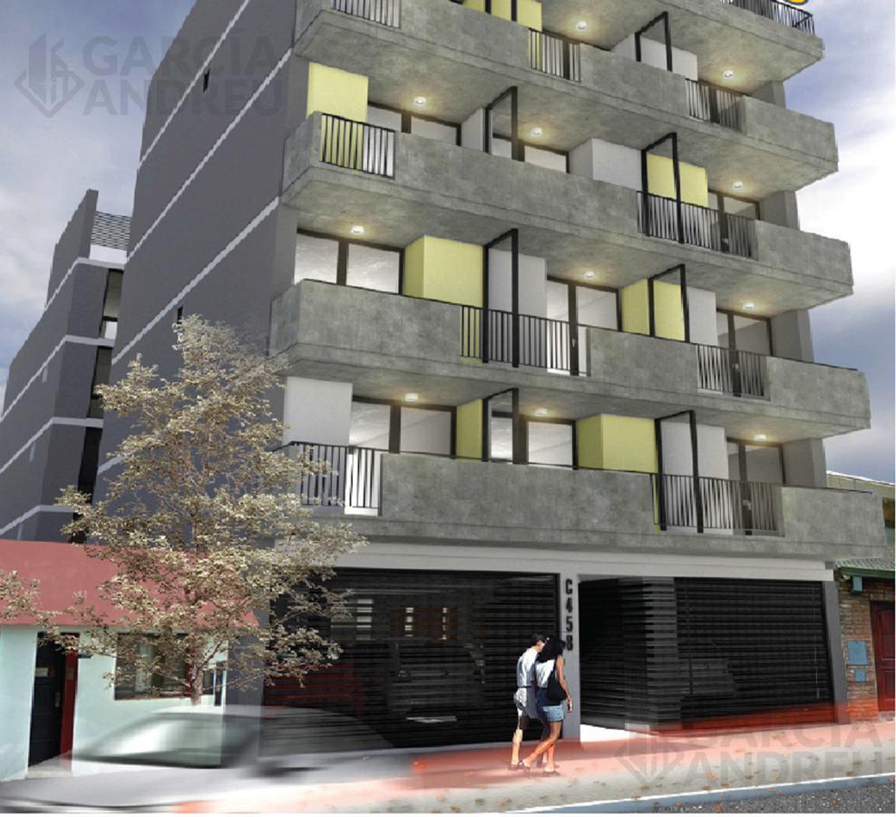 Foto Edificio en Echesortu Castellanos 400 número 1