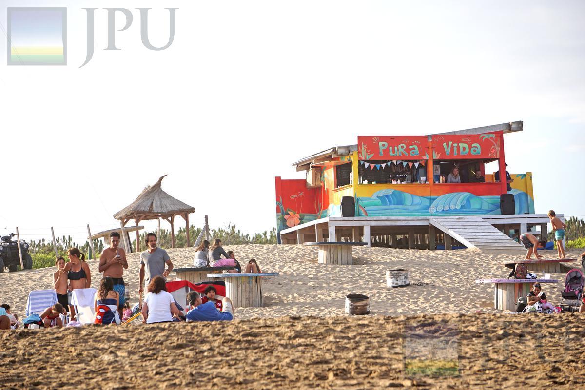 Foto Departamento en Alquiler temporario en  Costa Esmeralda,  Punta Medanos  AlGolf19 - Edificio AGUILA, Piso PB E