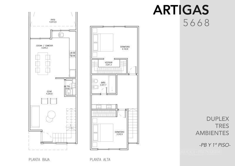 Foto Condominio en Villa Ballester Artigas 5668 número 3