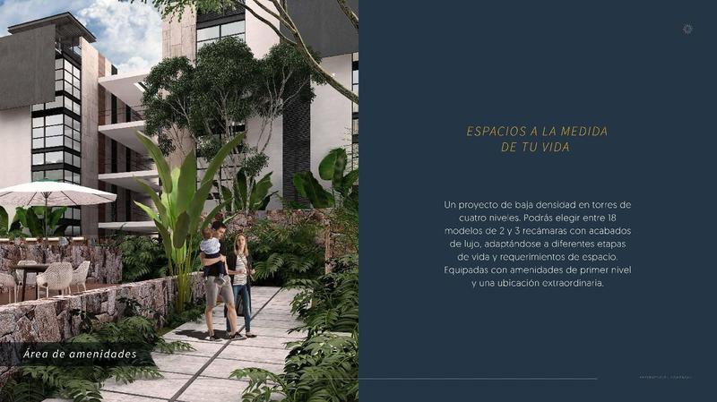 Foto Departamento en Venta en  Fraccionamiento Villas Del Sol,  Mérida  TERRACE (ROOF TOP) city condos  MERIDA