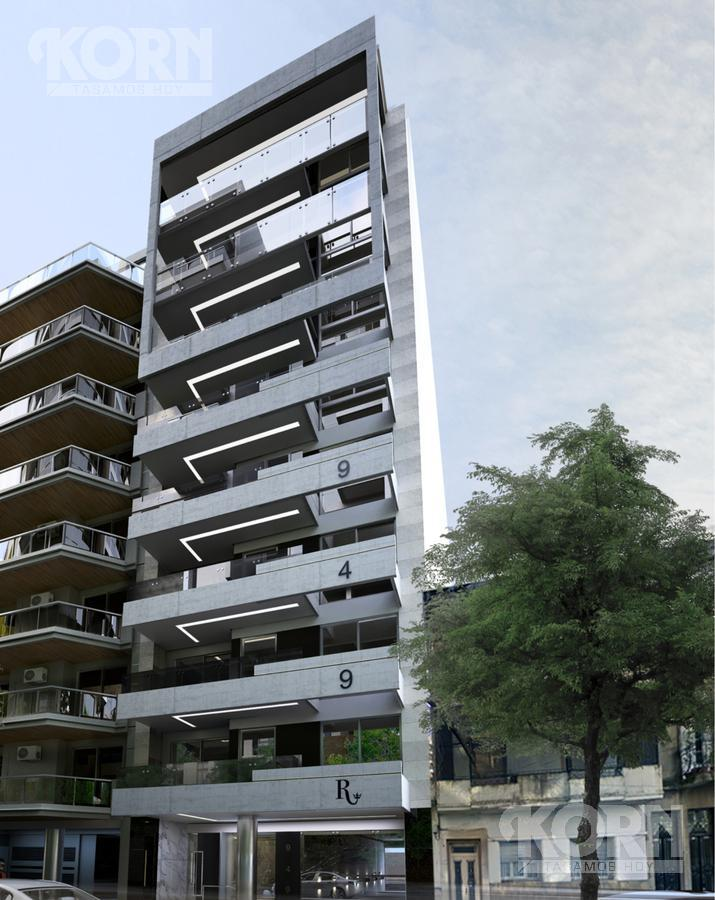 Foto Edificio en Cid Campeador Valentín al 900