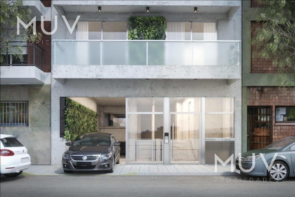 Foto Edificio en Recoleta Pacheco de Melo 2700 número 2