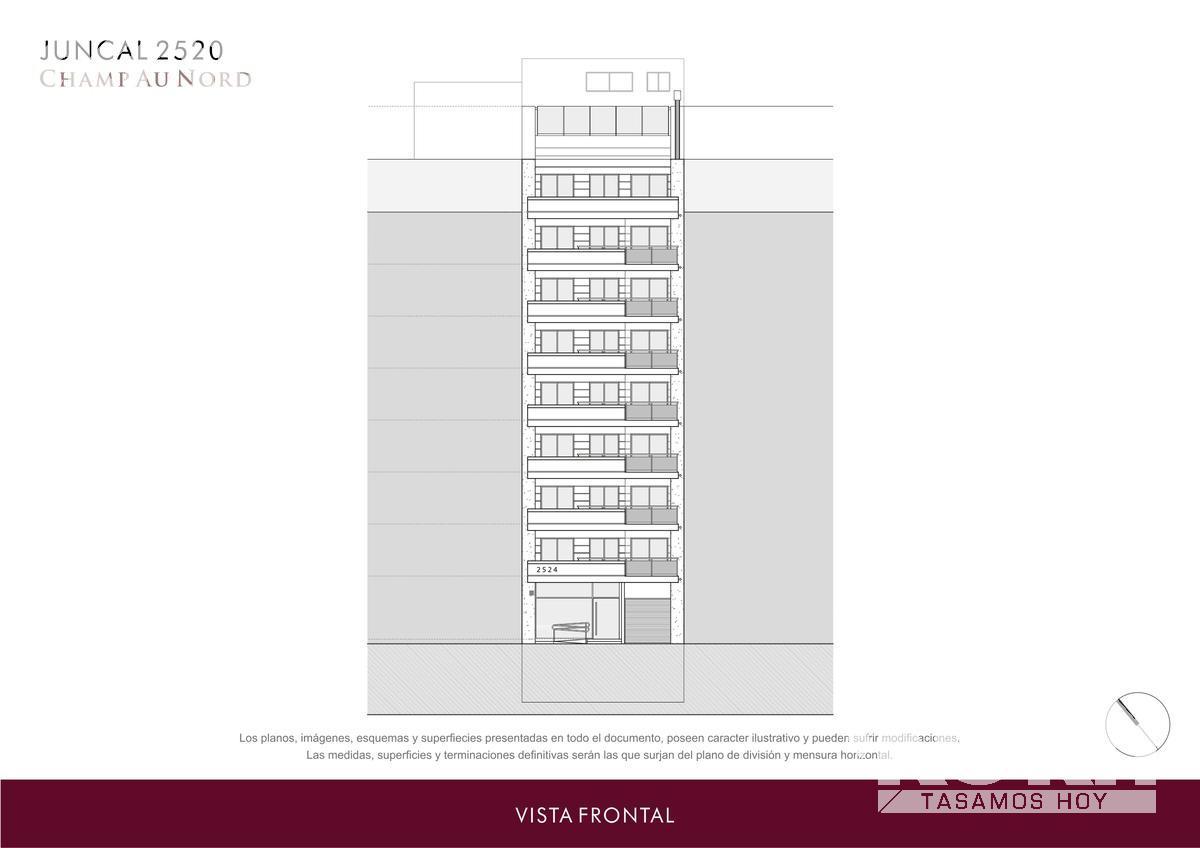 Foto Edificio en Recoleta Juncal entre Anchorena y Laprida numero 3