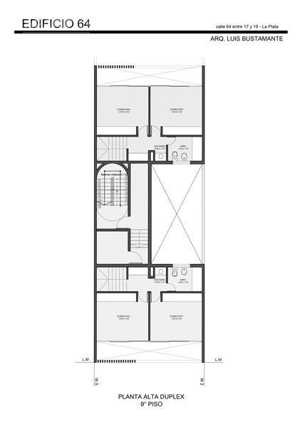 Foto Edificio en La Plata 64 entre 17 y 18 número 16