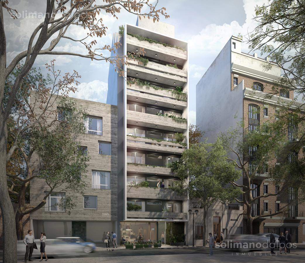 Foto Edificio en Palermo Soho Fray Justo Santa Maria de Oro 2223 número 1