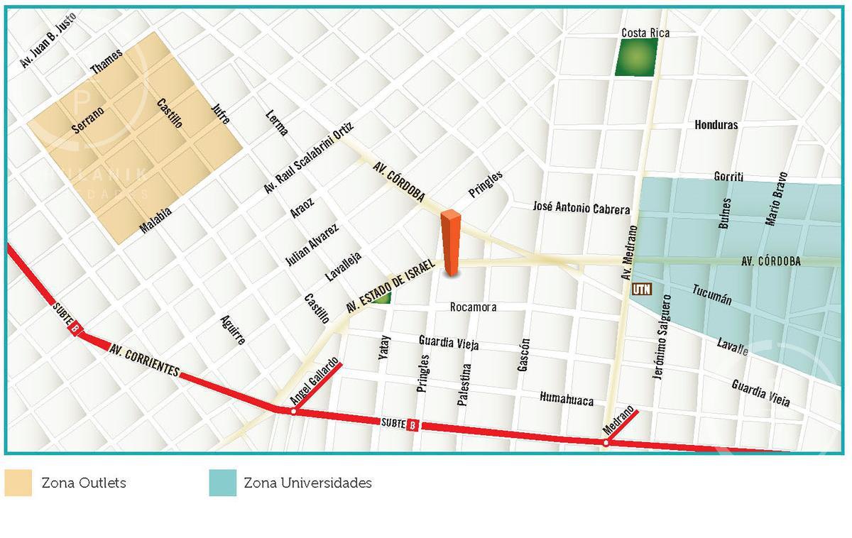 Foto Departamento en Venta en  Almagro Norte,  Almagro  Estado de Israel al 4200 7D