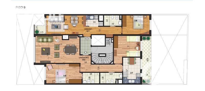 Foto Edificio en Pocitos Nuevo 26 de marzo y Buxareo  número 7