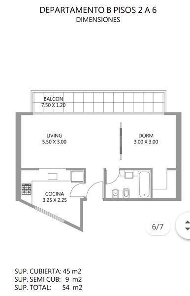 Foto Edificio en Villa Urquiza Pampa  5100 número 5