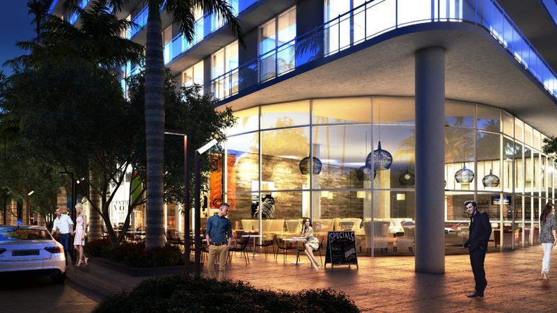 Foto Edificio en Tela 3401 NE 1st Ave número 23