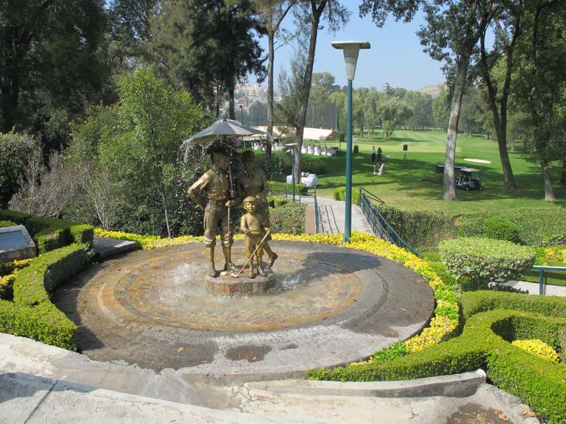 Foto Casa en Renta en  Club de Golf los Encinos,  Lerma  CASA en  RENTA LERMA CLUB de  GOLF Los  ENCINOS