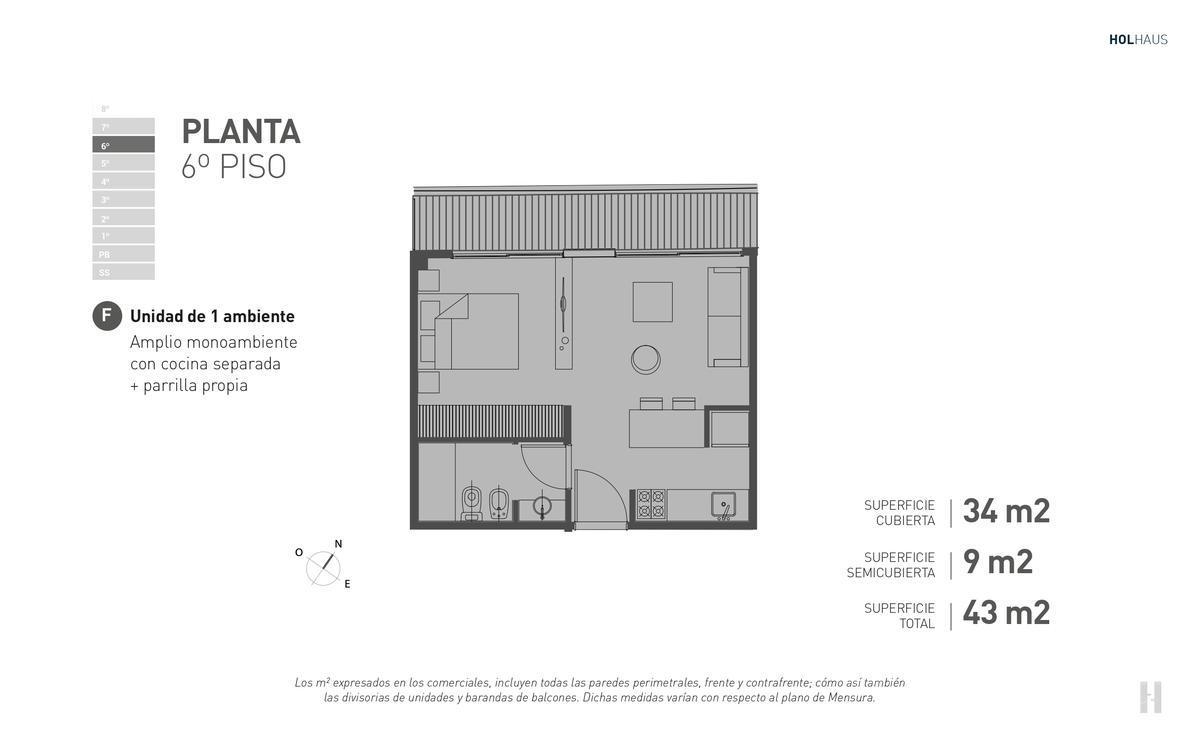 Foto Edificio en Saavedra Holmberg 4091/ 4081 número 26
