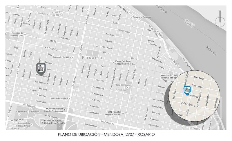 Foto Edificio en Lourdes MYC - Mendoza 2707 número 10