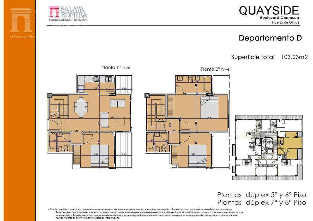 Foto Edificio en Olivos-Vias/Rio Camacua 400 número 30