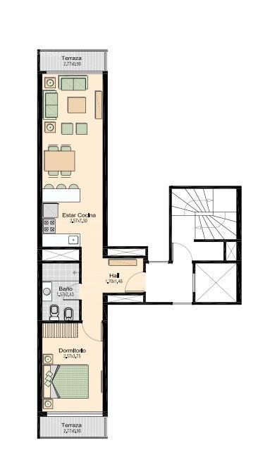 Foto Edificio en Pocitos Plácido Ellauri y L.A.de Herrera próximo. número 3