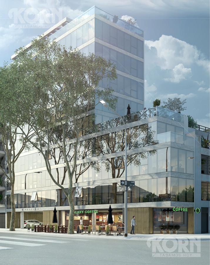 Foto Edificio de oficinas en Villa Crespo Juan B. Justo y Castillo numero 1