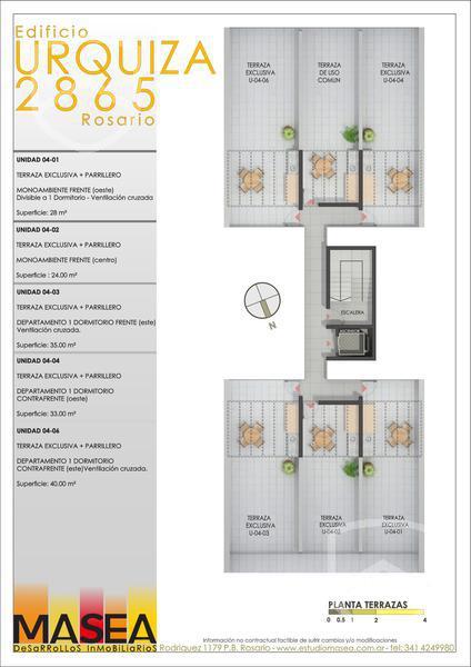 Foto Edificio en Pichincha Urquiza 2865 número 2