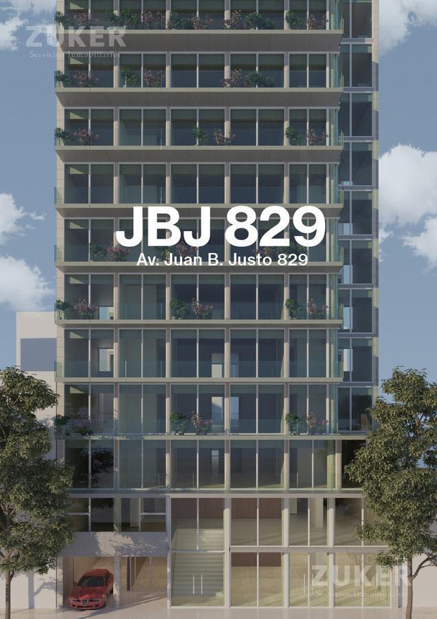 Foto EMPRENDIMIENTO - Edificio en  en  Capital Federal , Argentina  Juan B Justo 829