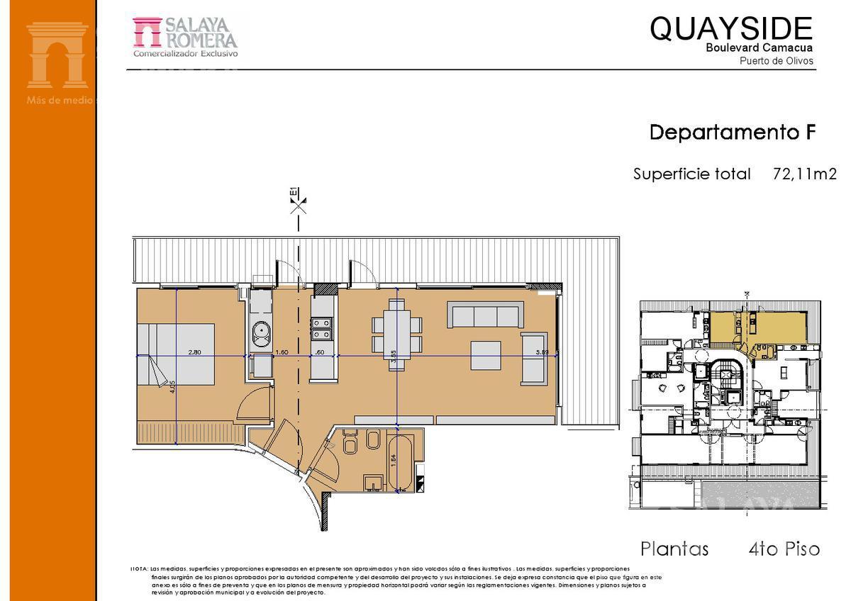 Foto Edificio en Olivos-Vias/Rio Camacua 400 número 24
