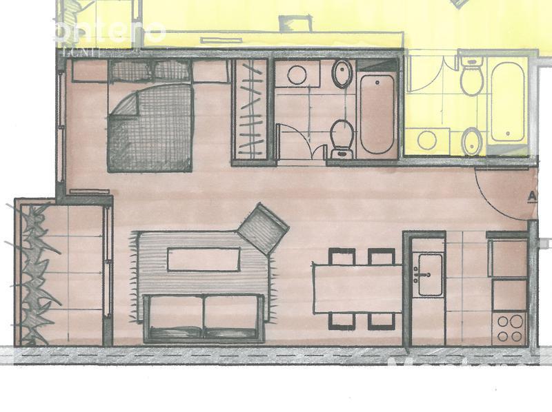 Foto Edificio en Caballito Norte Avellaneda 1000 número 22
