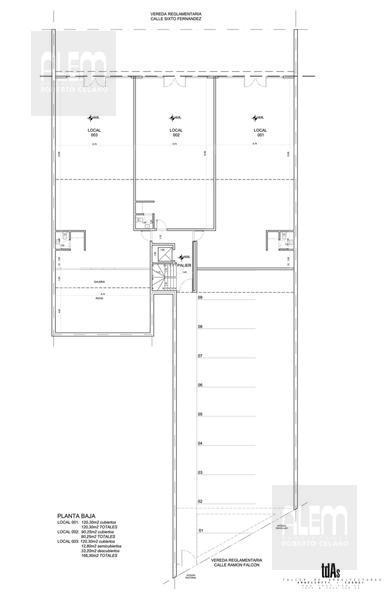 Foto Edificio de oficinas en Lomas de Zamora Oeste Sixto 140 número 3