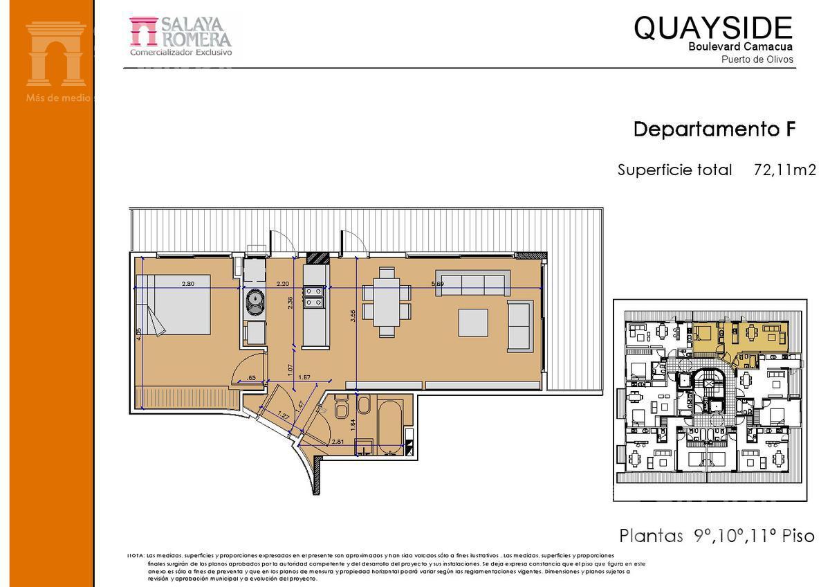 Foto Edificio en Olivos-Vias/Rio Camacua 400 número 37