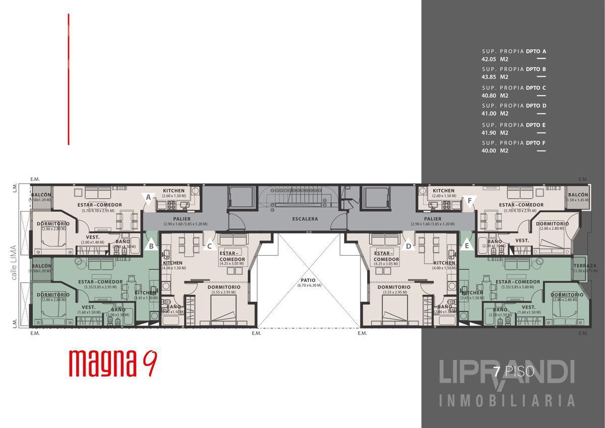 Foto Edificio en General Paz LIMA 987 número 8