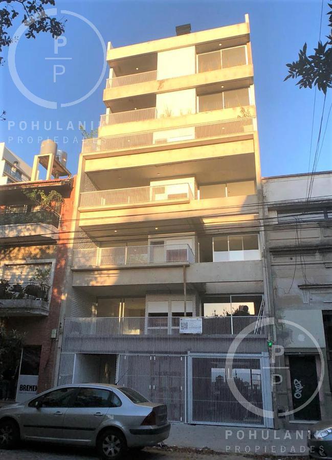 Foto  en Chacarita Concepción Arenal al 3500