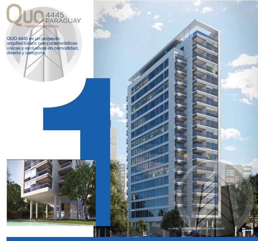 Foto Edificio en Palermo Quo Paraguay 4445 número 2