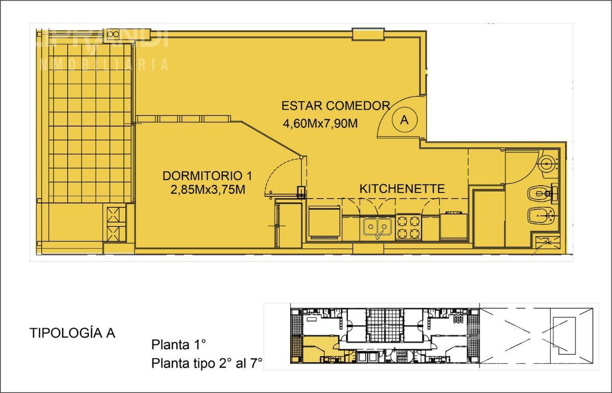 Foto Departamento en Venta en  Nueva Cordoba,  Capital  Av. VELEZ SARSFIELD 1251