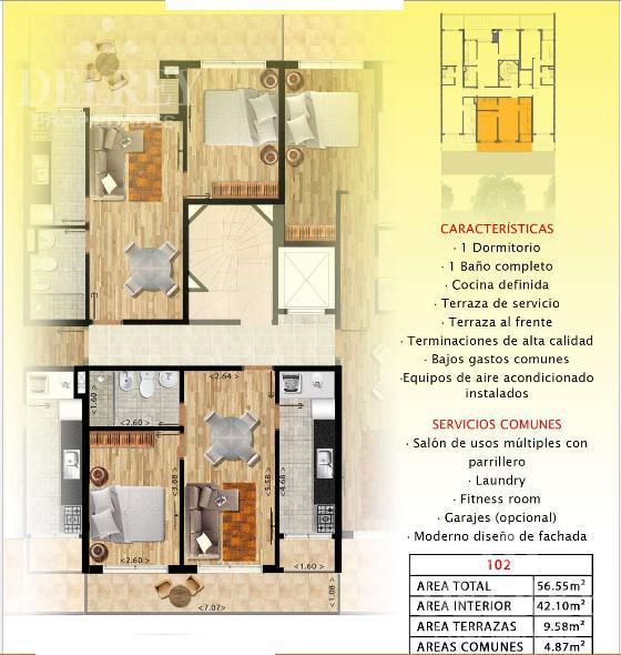 Foto Edificio en Pocitos 26 de marzo y Pereyra de la Luz número 4